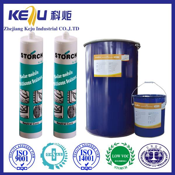 Solar Module Neutral Silicone Sealant
