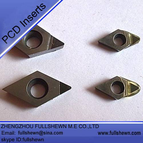 PCD inserts, PCD turning tools for metalworking