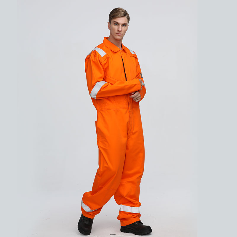 100 cotton fire resistant coveralls safety clothing suppliers
