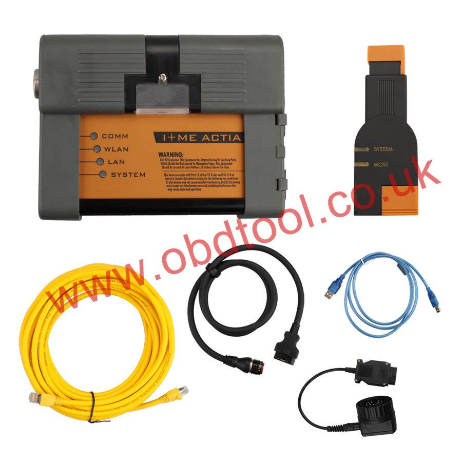 Cheapest BMW ICOM A2+B+C Diagnostic & Programming Tool 269.00EUR
