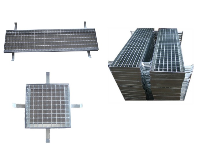 Galvanzied steel grating