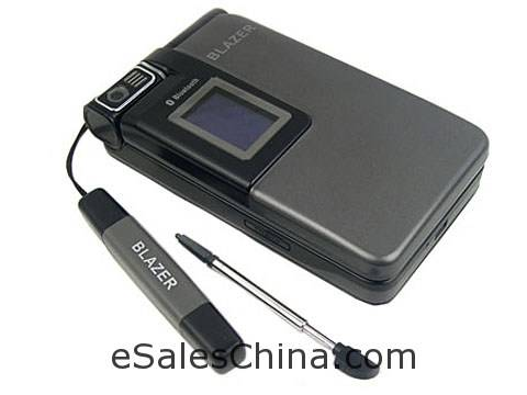 Dual SIM Cards 2.2 Inch TFT Touch Screen PDA Phone - Bluetooth