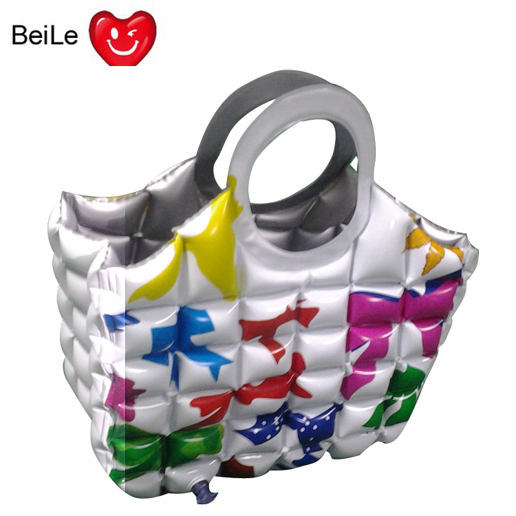 Customized inflatable wholesale handbag china