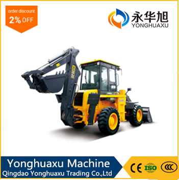 CE Approved Agriculture Machinery 1 Ton Mini Wheel Loader
