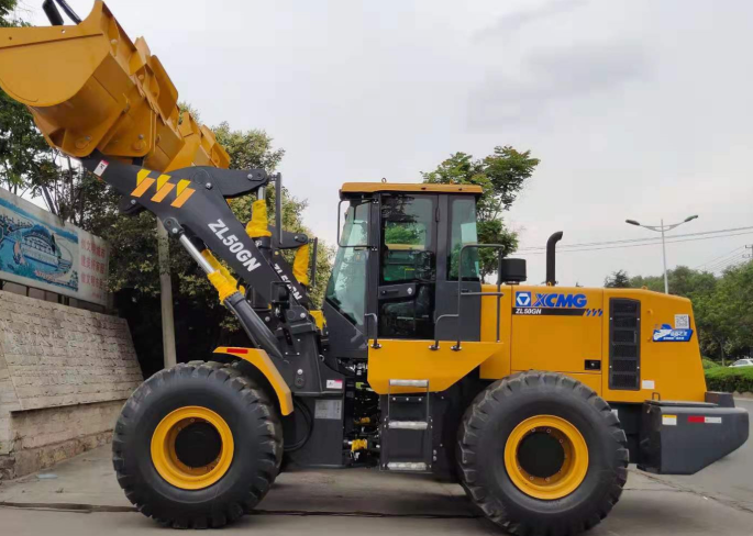 China Brand New XCMG ZL50GN Wheel Loader