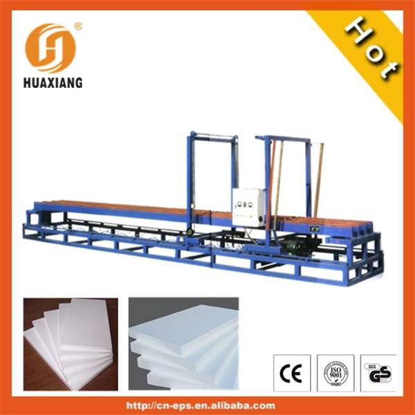 Hot sale hot wire eps Cutting Line