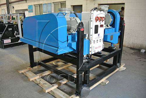 Drilling Mud Decanter Centrifuges