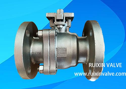 API 608 Floating Ball valve manufacturer in China Stainless Steel 150LB PN16 10K
