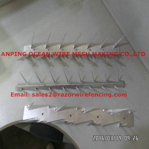 Security wall spikes(Email:wallspike@hotmail.com)