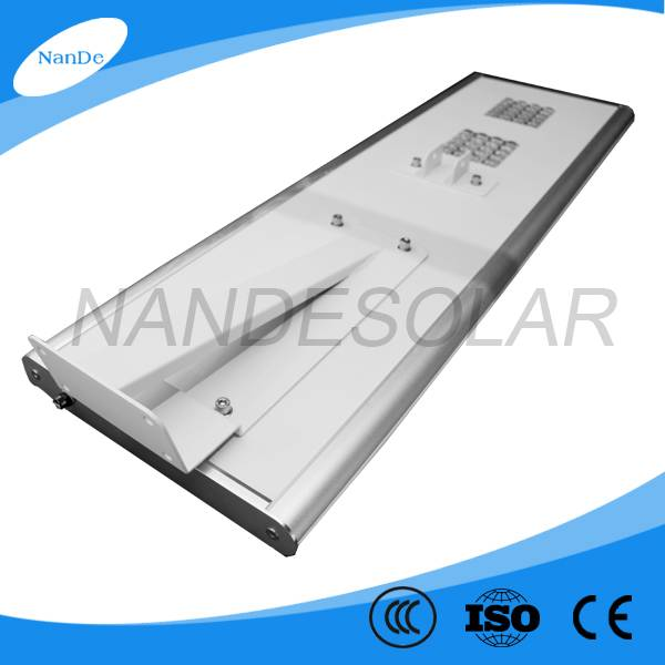 2016 high quality all in  one solar street light for projects