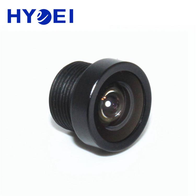 CCTV lens 1/4 sensor M8 mount super wide angle lens in Megapixel IP Camera