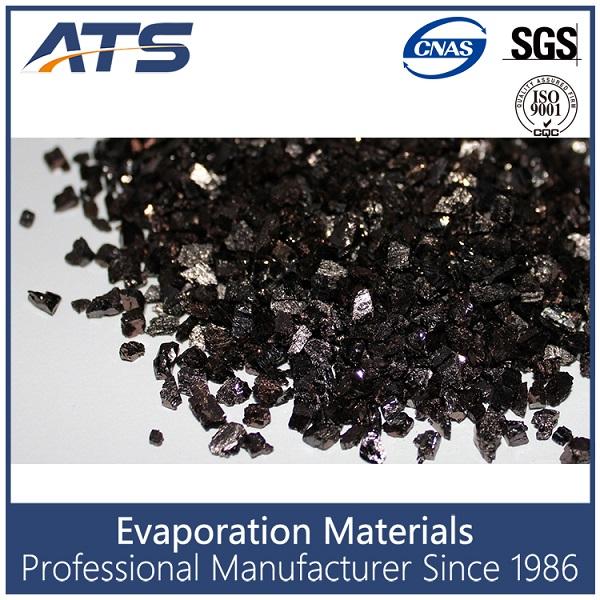 optical 99.99% Ti3O5 Trititanium pentoxide crystal
