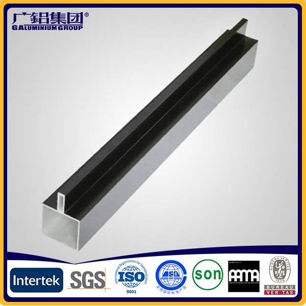 Aluminum extrusion, Extruded aluminum profiles, Aluminum structural framing, Aluminum square tube