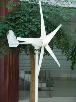 400w DC24V wind turbine generator with CE/wind power generator