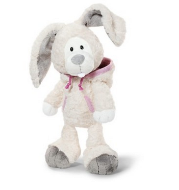 Cute Plush Snow Rabbit Toy For Kids