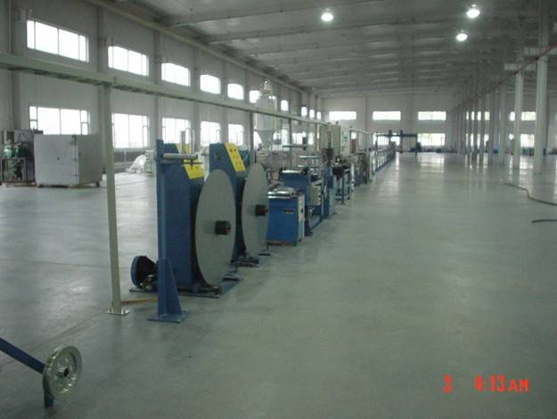 CE/ISO9001/9 patents Optical Fiber Cable Sheathing Production Line