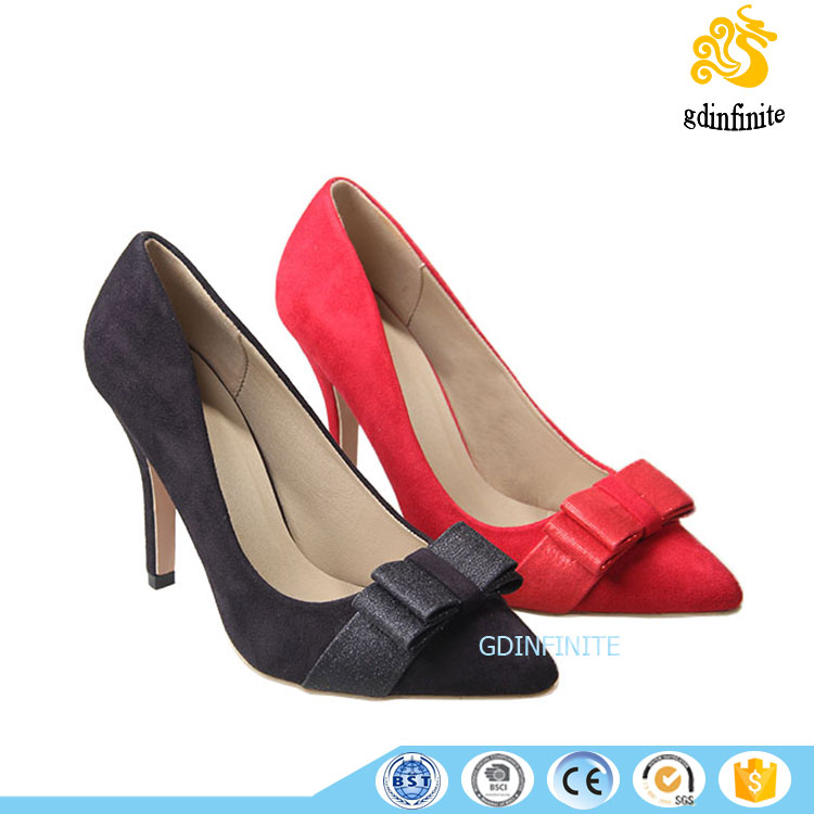 Latest Women Dress Stiletto Heels 2017 Women New Shoes