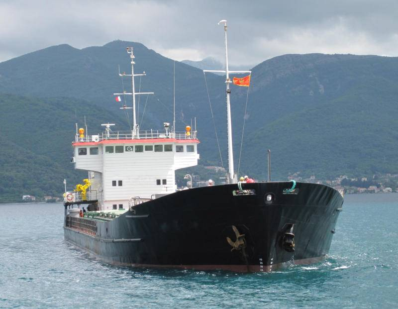 [SRC312] Sea-River OMSKIY type ship