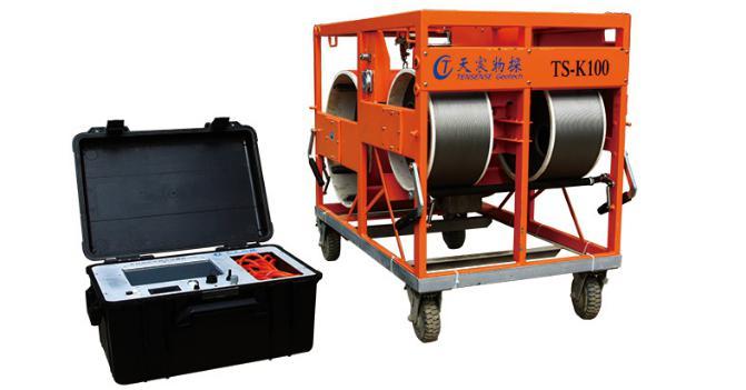 Multifunctional Ultrasonic Drillinghole & Groove Tester
