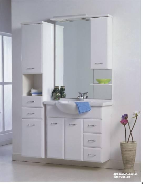 PVC bathroom cabinet(vanity)