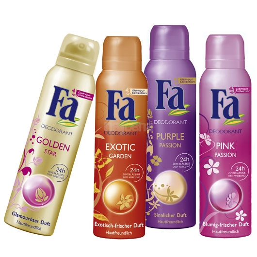 Fa Shampoo and Shower Gel