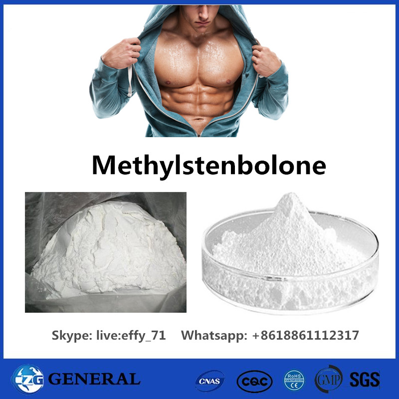 Methylstenbolone / Stenbolone CAS 5197-58-0 Androgen Steroid Powder