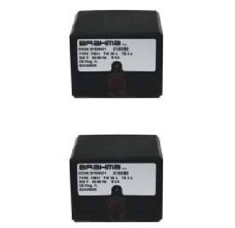 Burners Spare Parts Brahama Control Units Controller Control Box Control Device Controllers