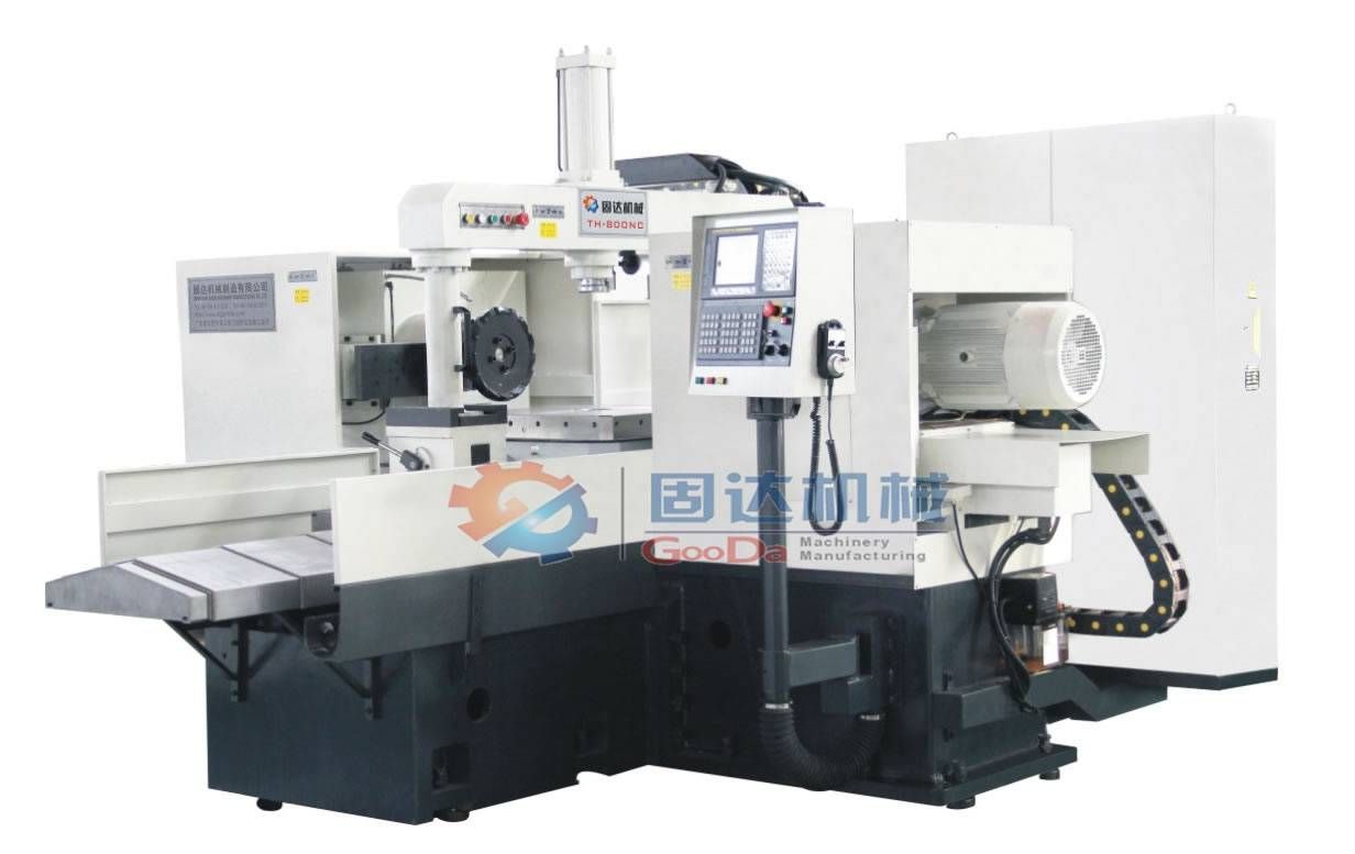 precision ground plate milling machine