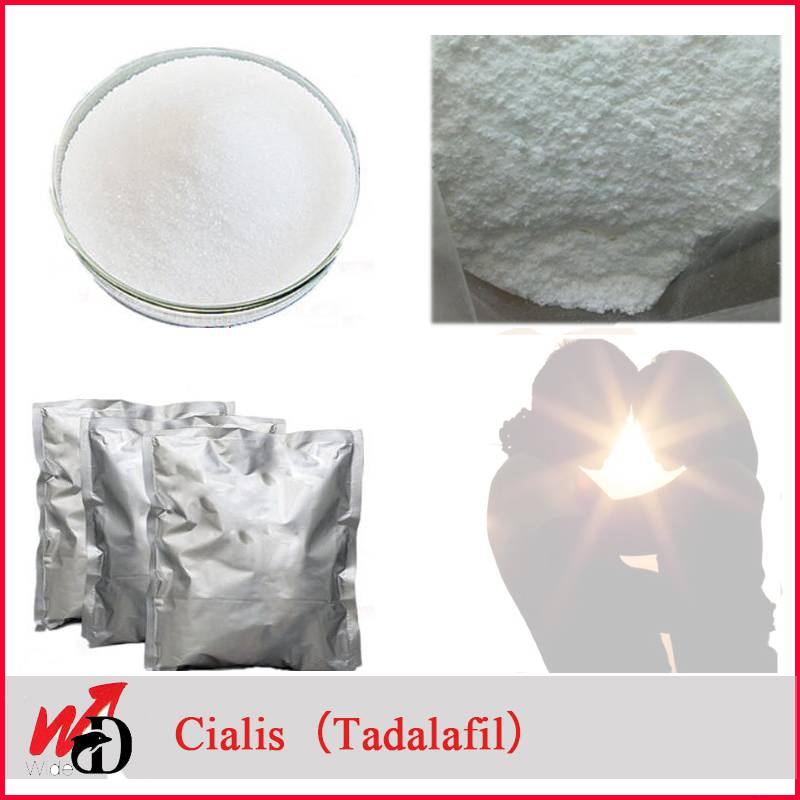 Pharmaceutical Grade Tadalafil for Sexual Enhancement (171596-29-5)