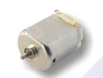 Flat Compact DC Motor F130