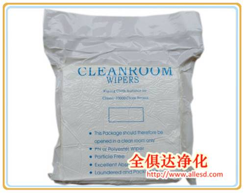 High Absorbency Cleaning Cloth Ecofriendly Cleanroom Wipers 4009