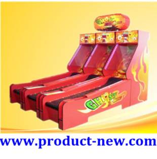 Ghost Bowling Games,Bowling Machine,3 Players Bowling Game,Arcade Games,Redemption Games