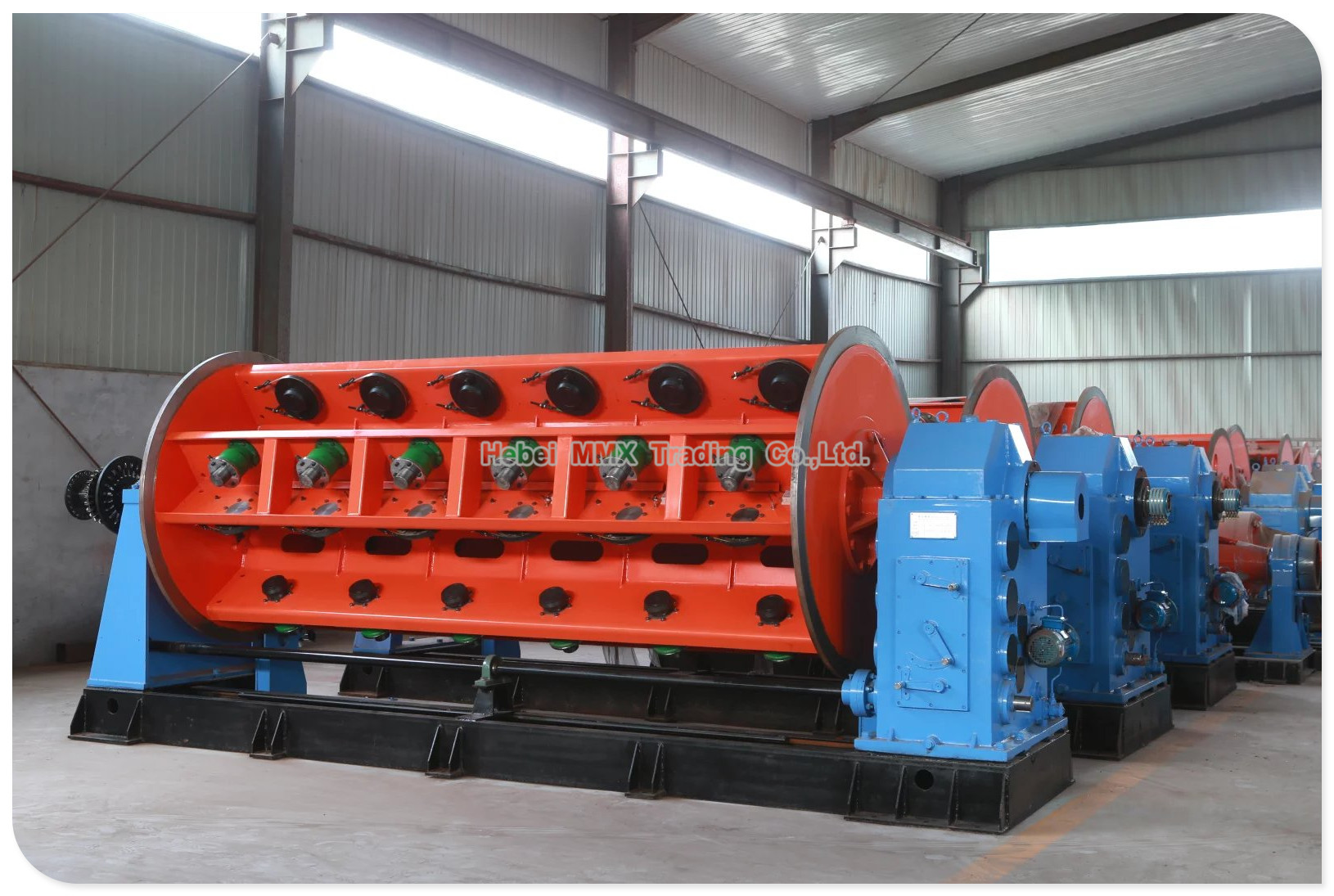 Cable Strander.Cable Making Machine.Steel Wire Armouring Machine