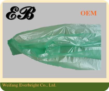 PE/Poly Star-sealed Garbage Packaging Bag,Waste Packing Bag