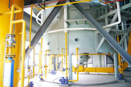 corn germ oil extraction,refining production