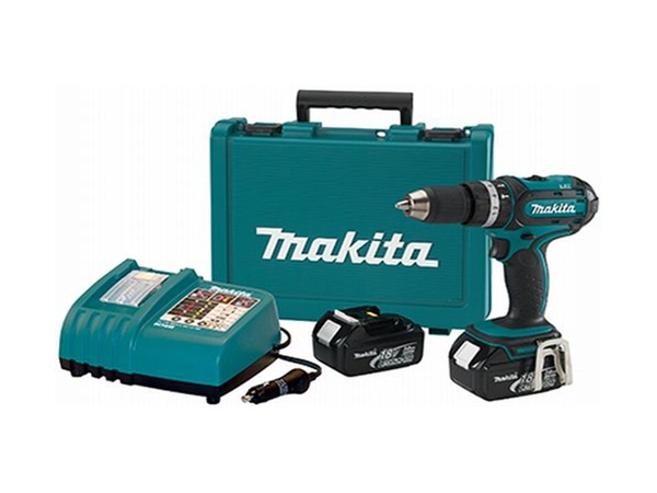 "cheap drills and power tools for sale Makita BHP452A 18V LXT Li-Ion Cordless 1/2"" 2-spd"