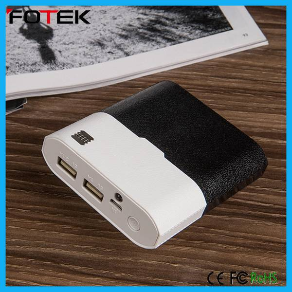 Top quality 18650 battery power bank charger for iphone