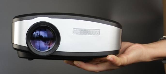 2015 new products ! mini projector c6 on sale support 720p 1080p support3d