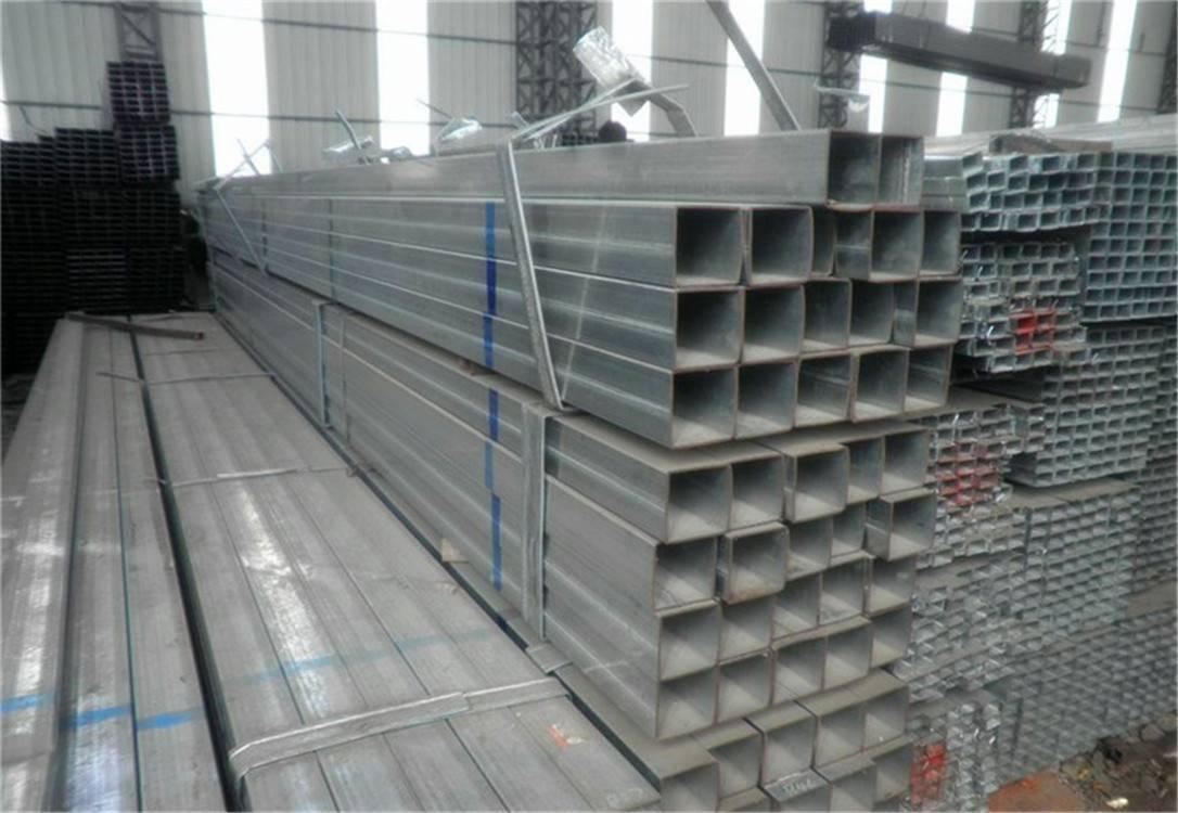 ASTM Hot DIP Galvanized Steel Square Pipe
