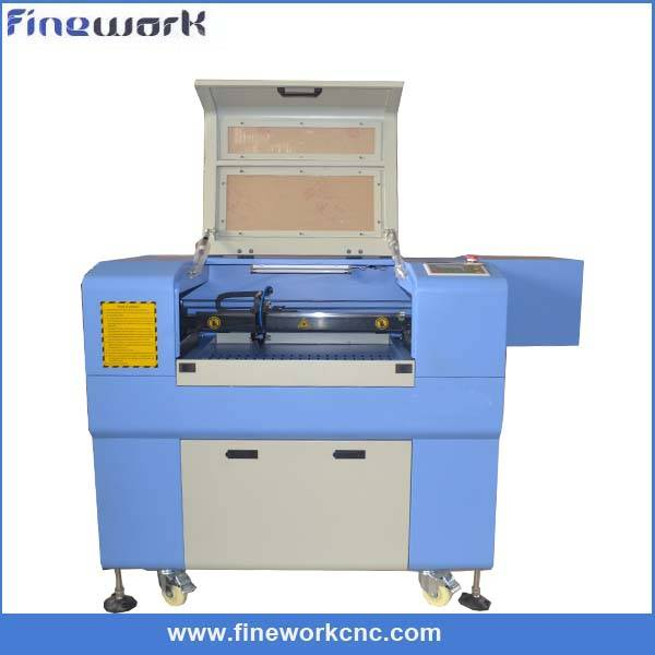Hot sale wool felt laser cutting machine6040