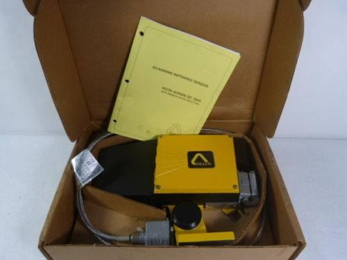 Delta ROTA-SONDE DC3000 Hot Metal Detector Sensor 110V 0.2A 60Hz