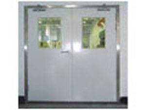 Steel fire door CF150