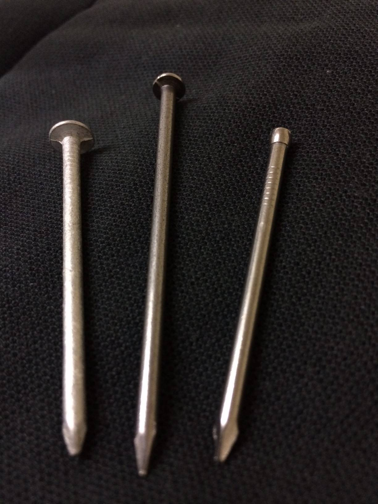 Screws vs. Nails