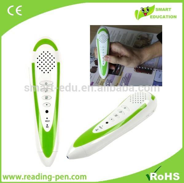 scanner talking pen as the all new learning machine for children