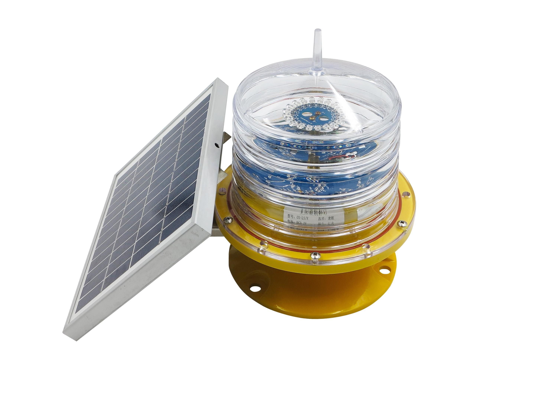 1~5nm Solar Marine Navigation Led Light/Buoy light