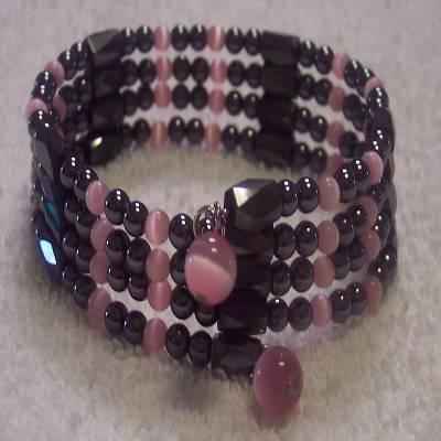 hematite magnetic jewelry