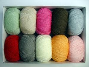wool hand knitting yarn