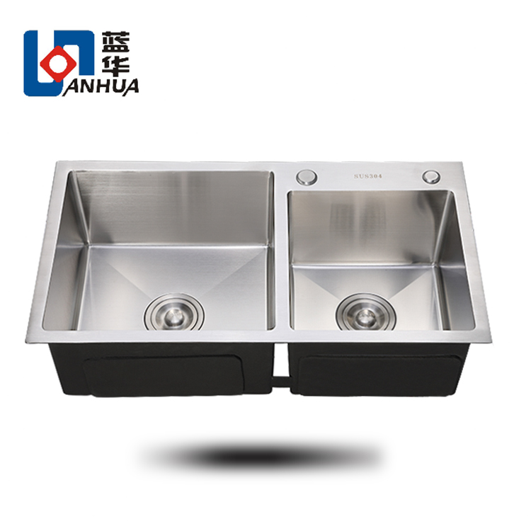 china manufacturer 304 stainless steel kitchen sink