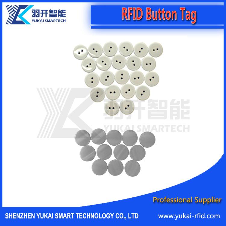 11mm Nylon Mini Garment Button RFID Tag(exclusive design of the company)