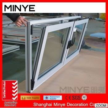 ALUMINUM DOUBLE CASEMENT WINDOWS AND ALUMINUM TILT AND TURN WINDOWS